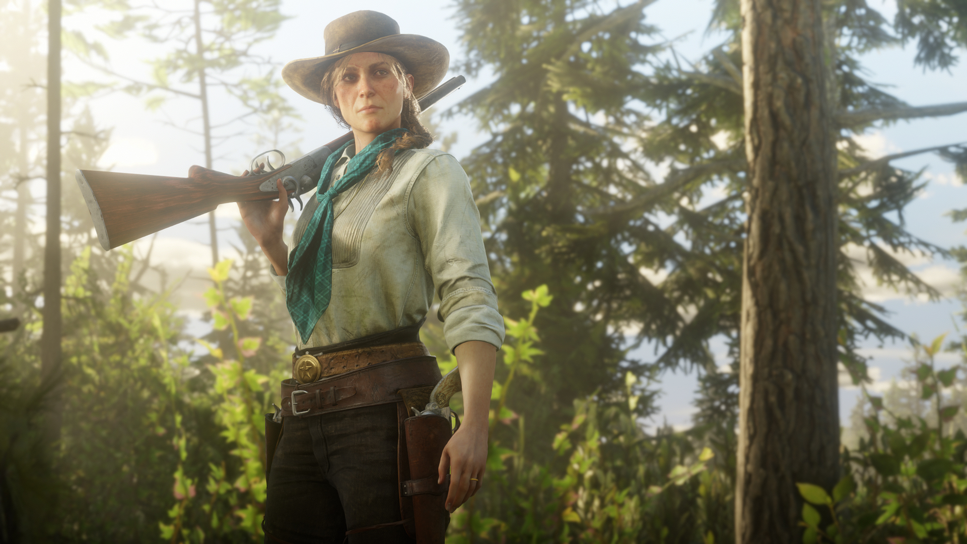 Red dead redemption - Sadie Adler